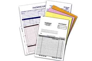 business forms and business labels