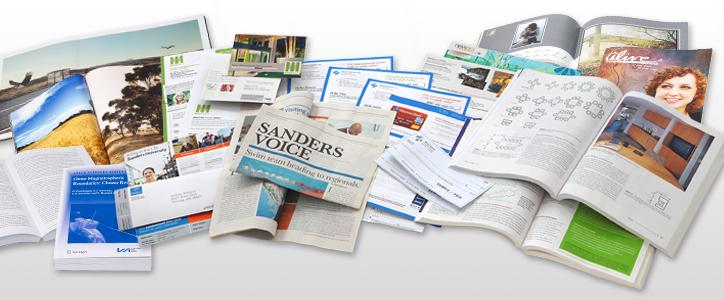Web Press Printing Services